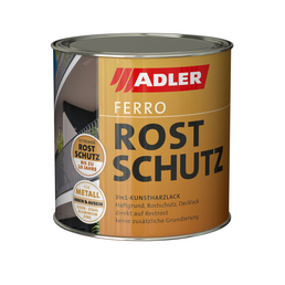 ADLER Rostschutzlack »RAL 6005«, moosgrün, für innen & außen