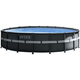 INTEX Rundpool »Ultra Rondo XTR«, anthrazit, ØxH: 549 x 132 cm