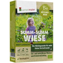 SAMEN MAIER Saatgut »BIO Nützlingsweide 100qm «, Bio-Qualität