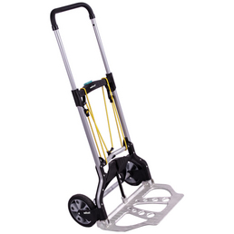 WOLFCRAFT Sackkarre, max. 100 kg, Stahl/Aluminiumguss