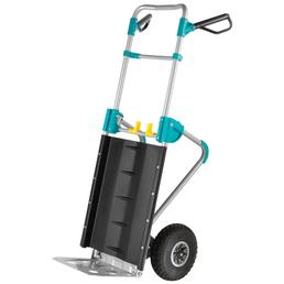 WOLFCRAFT Sackkarre, max. 150 kg, Kunststoff/Stahl