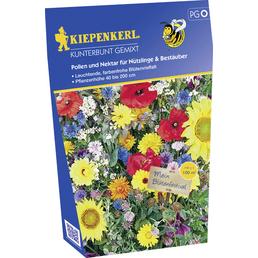 KIEPENKERL Samen Blumenmischung Kunterbunt gemixt