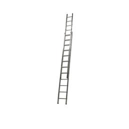 KRAUSE Schiebeleiter »MONTO Fabilo«, 24 Sprossen, Aluminium