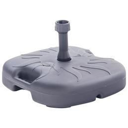 Schirmständer, Kunststoff, Rohrdurchmesser: 19 - 33 mm