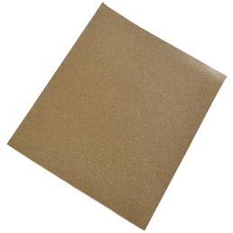 FLINT Schleifpapier, Braun, 230x280 mm, Körnung 60