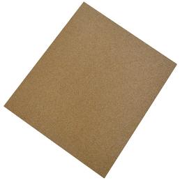 FLINT Schleifpapier, Braun, 230x280 mm, Körnung 80