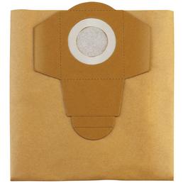 KRAFTRONIC Schmutzfangsack »KT-NT 20 S«, 20 Liter, aus Papier, 5 Stück