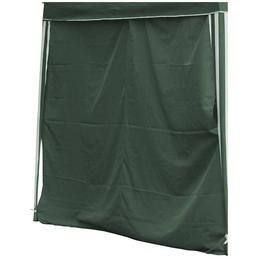 BELLAVISTA Seitenteile, grün, Breite: 290 cm, Polyester