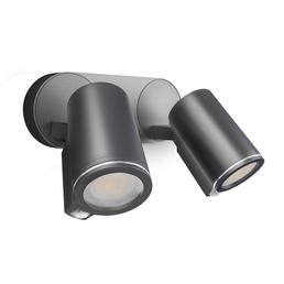 STEINEL Sensor-LED-Strahler, 2-strahlig, GU10