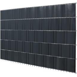 FLORAWORLD Sichtschutzstreifen »standard«, PVC, LxH: 2050 x 19 cm