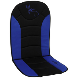 UNITEC Sitzauflage, Reptilia, Blau, 101 x 44 x 1, Polyester