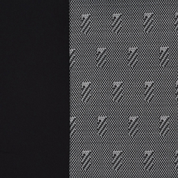 UNITEC Sitzbezug-Set, DUO, Grau, Polyester, 6-tlg., für PKW-Frontsitze