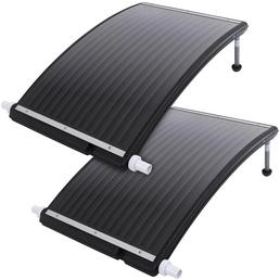 STEINBACH Sonnenkollektor, BxL: 30 x 70 cm, geeignet für Pools bis max. 22 m³ (22000 l)