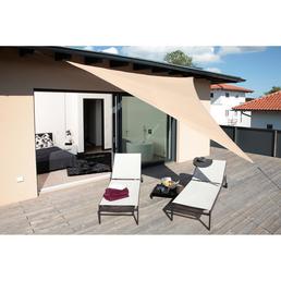 Sonnensegel »Riviera«, Format: 360 x 360 x 360 cm