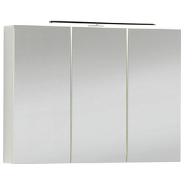 FACKELMANN Spiegelschrank »Vedea«, 3-türig, LED, BxH: 90 x 68 cm
