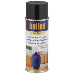 BELTON Sprühlack »Perfect«, 400 ml, schwarz