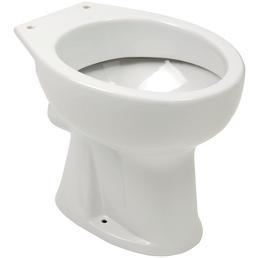 aquaSu® Stand WC »Universal«, Flachspüler, weiß, mit Spülrand