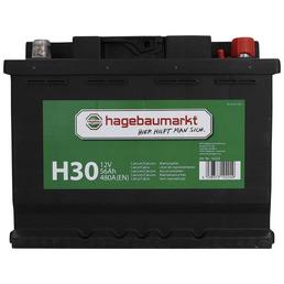 Starterbatterie, 12V/56 Ah 480A KSN H30