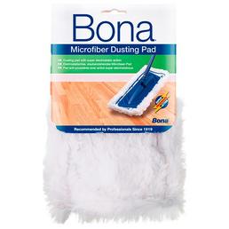 Bona Staubpad, Weiß, Polyester | Mikrofaser