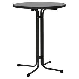 MFG FREIZEITMÖBEL Stehtisch, ØxH: 85 x 110 cm, Tischplatte: Sevelit