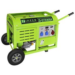 ZIPPER Stromerzeuger »ZI-STE8004«, 10 kW, Benzin, Tankvolumen: 30 l