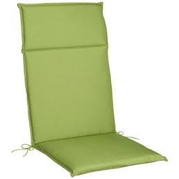 CASAYA Stuhlauflage, grün, BxL: 49 x 115 cm