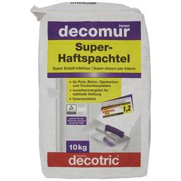 DECOTRIC Super-Haftspachtel weiß 10 kg