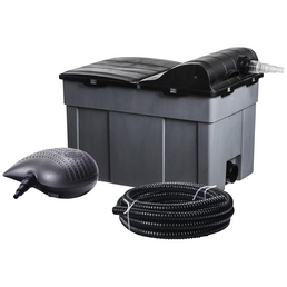 HEISSNER Teichfilter-Komplett-Set »FPU 16000«