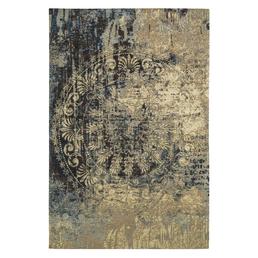 LUXORLIVING Teppich »Antique«, BxL: 120 x 170 cm, beige/blau