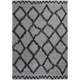 WOHNIDEE Teppich »Mia«, BxL: 120 x 170 cm, creme
