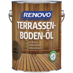 RENOVO Terrassenbodenöl bangkirai 2,5 l