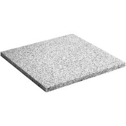 MR. GARDENER Terrassenplatte »Granit«, aus Naturstein, Kanten: rektifiziert