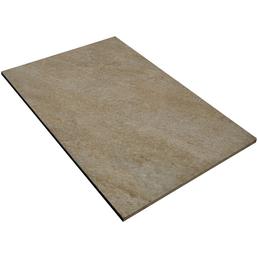 MR. GARDENER Terrassenplatte »Manhatten«, aus Keramik, glasiert, Kanten: rektifiziert