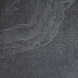 MR. GARDENER Terrassenplatte »Schiefer,Slate«, aus Keramik, glasiert, Kanten: rektifiziert