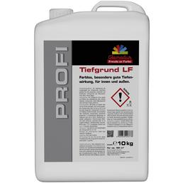 GLEMADUR Tiefgrund LF, farblos, besonders gute Tiefenwirkung, für innen und außen, 10 l