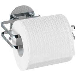 WENKO Toilettenpapierhalter, silberfarben