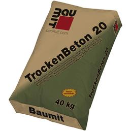 BAUMIT Trockenbeton, 40 kg