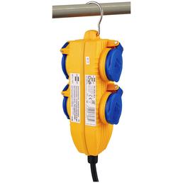 Brennenstuhl® Verlängerungskabel, 4-fach, 5 m