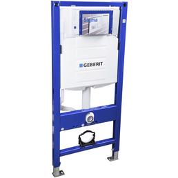 GEBERIT Vorwandelement für WC »Duofix«, BxHxT: 500 x 1120 x 120 mm, blau
