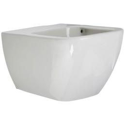 DURAVIT Wand WC »Happy D.2«, Tiefspüler, weiß, spülrandlos
