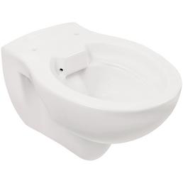 aquaSu® Wand WC, Tiefspüler, weiß, mit Spülrand