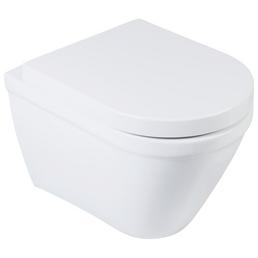 CORNAT Wand WC »TRIENT WWC Komplettset spülrandlos«