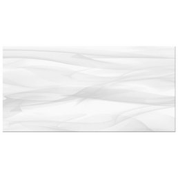 Wandfliese » Macao«, BxL: 30 x 60 cm, weiß