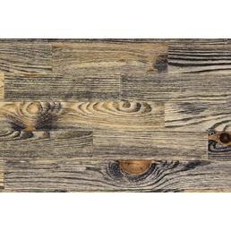 WODEWA Wandverkleidung, braun/schwarz, Holz, Stärke: 4 mm