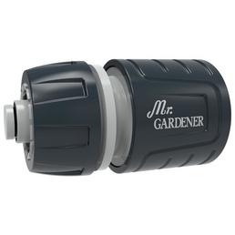 MR. GARDENER Wasserstopp-Schlauchstück, Kunststoff