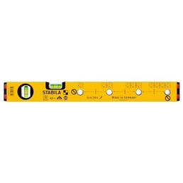 STABILA Wasserwaage, Type 70 Electric, Länge: 43 cm, gelb