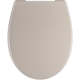 Sitzplatz® WC-Sitz »Siena«, Duroplast, oval mit Softclose-Funktion