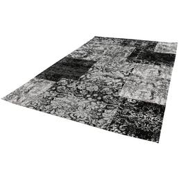 LUXORLIVING Web-Teppich »Antique«, BxL: 80 x 150 cm, schwarz/weiß