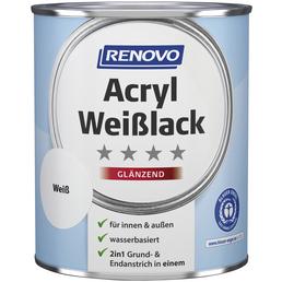 RENOVO Weißlack, glänzend