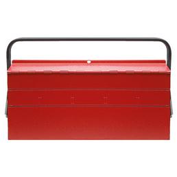 GEDORE RED Werkzeugkasten, Metall, unbestückt (leer), 1-teilig